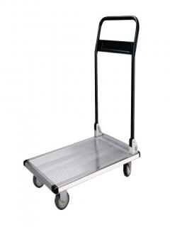 Carro plataforma aluminio plegable 100 kg soin - Carro plegable aluminio ...