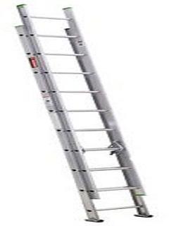 Escalera Aluminio Telescópica 5.18M