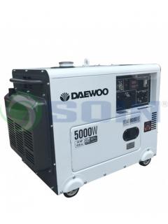 Generador Diesel 8000