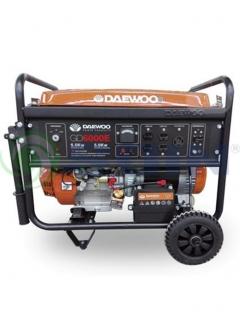 Generador a gasolina 5,5 KVA