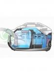 Aspiradora Filtro de Agua DS6