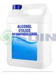 ALCOHOL ETILICO DESNAT. TECNICO 70% 5 lt