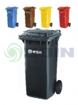 CONTENEDOR DE BASURA 120 Lts. Made in Germany