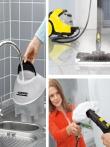 Limpiadora a Vapor Kärcher SC 5